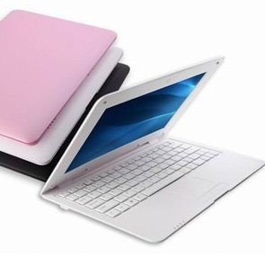 2011 hot sell 10 inch notebook with wifi camera via 8850 android 4.0 256MB 4GB support flash 10.1 EMS free shipping(China (Mainland))