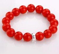 Free shipping by HK post! Wholesale jade charm bracelet .fashion bracelet.925 sterling silver jewelry IMG4056