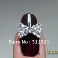 Brand name shape 11mm Rhinstone decal diamond / rhinestone 3D Cellphone decoration / nail decoration/ nail art