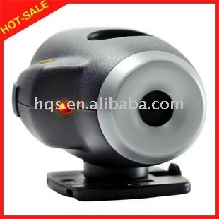 Compact sport mini vehicle dvr