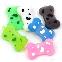 Brand new, Lovely etail dog bone shape Silicon Cover U disk 2GB