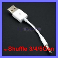 USB Charger SYNC Cable for IPod Shuffle 3rd 4th 5th GEN