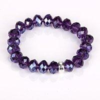 Free shipping by HK post! Wholesale crystal charm bracelet .fashion bracelet.925 sterling silver jewelry IMG2049