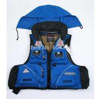 Free shipping.life jacket,life vest.bfishing jacket;buoyancy force>7.5KGS.