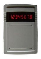 USB LED13.56Mhz ISO 14443 A +B HF RFID reader/writer+2Cards + SDK+ Free Software