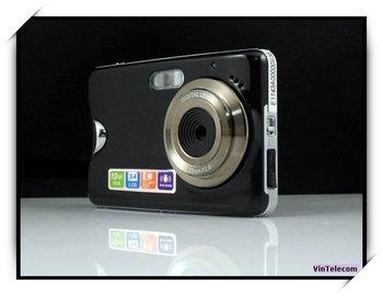 NEW 2.4TFT Touch Screen 12mega pixels digital camera BLACK - FREE SHIPPING
