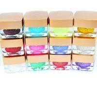Charming nail glitter uv gel + 12 pcs /set + free shipping