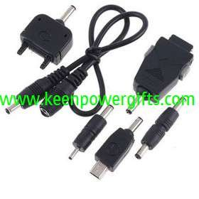 4 x USB Ports 1 x DC Port Car Charger Adapter for Mobile Phone/PDA/MP3(China (Mainland))