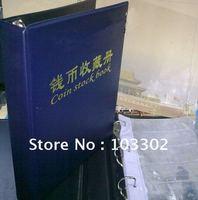 professtional coin album, coin collection book /retail