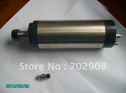 Water Cooled 1.5kw Spindle Motor with Collet ER11 for Wood Engraving, Brand:HY(China (Mainland))