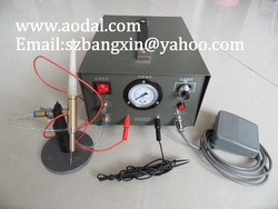 AD-20 High-power Ar pulse spot welding - butt welding - Spot welding stainless steel - welding ring machine - welding necklace(China (Mainland))