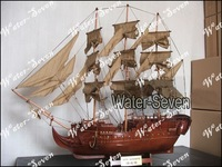 Model ship The Bounty 1M 39'' Historic Famous Ship Wood Free Shipping