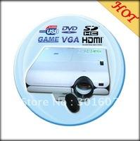 TV Projector 2400Lumens 800*600 XC-VP326