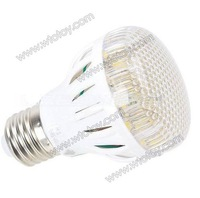 E27 5W Warm White Light 25SMD 5050 LED Bulb Lamp Plastic Shell 220VCODE: