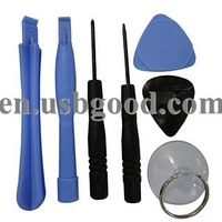 Free shipping 10pcs/lot Repair PRY kit Opening tools for Apple iPhone 3G 3GS / iPod / PSP cell phone