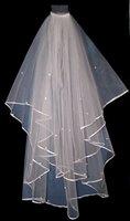 Free Shipping   2t Ivory Wedding Bridal Veil WEDDING VEIL Comb    PETTICOAT