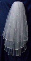 Free Shipping   3t White/Ivory Wedding Bridal Veil WEDDING VEIL Comb       PETTICOAT