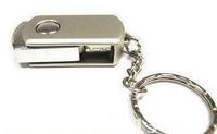 32GB usb 2.0 swivel 32GB usb flash memory drive Metal 10pcs/lot free shipping (Free shipping for more than 30pcs)