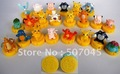 Set of 20pc Pokemon poke monster stamp Figure lot
