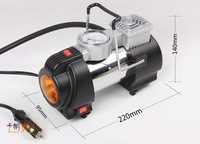 150 PSI Portable Air Compressor /Tire Inflator Light Car air compressor,auto air pump, tire air pump- free shiping by EMS