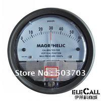 Free shipping 1pcs differential pressure gauge(0-60pa,500pa,1kpa) TE2000