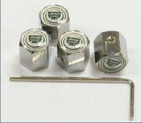 Car logo tyre valve caps