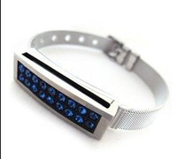 4GB Jewelry Bracelet USB Flash Drive Freeshipping