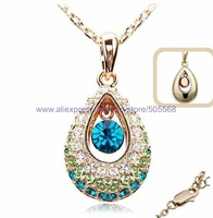 free shipping 2 pcs/lot,wholesale fashion necklace pendant alloy and diamond pendant  jewelry accessories