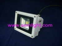 Free shipping White housing 80-90LM/W 5W Led Flood Light AC85-265V 2 years warranty
