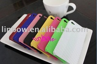 Wholesales - Free Shipping carbonfibre hard back cover case for iphone 4g ,case for iphone 30pcs/lot