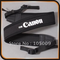 Neoprene Neck Strap  belt Shoulder strap for Canon 450D 400D 40D 30D 20D 1D 5D DSLR