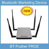 LONG RANGE bluetooth advertising transmitter(FREE marketing device anytime anywhere)