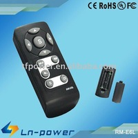 IR Remote Control RM-E6L for Cannon RC-1, RC-5 and WL-DC100