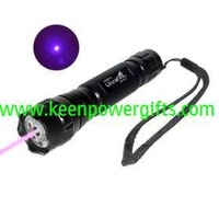 Super Bright Purple Laser Pointer with Li-ion Battery (TRA-271)