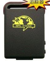 GPS Tracker GSM / GPRS / GPS Tracker Car Alarm 2 pcs / Lot