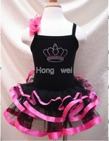 wholesales new arrival baby skirt, pettiskirt, tutu skirt, girl skirt, dancing skirt MIX 5 size baby must will very like A009