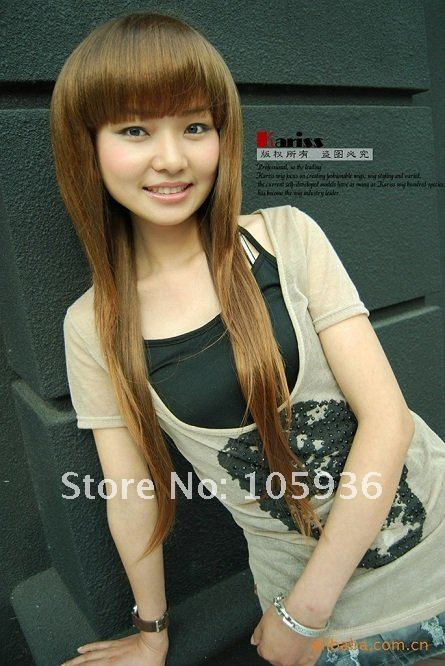 1pcs Discount cheap wigs,wigs for sale free shipping(China (Mainland))
