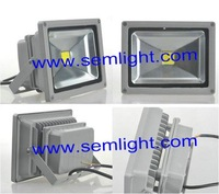 Free Shipping! Bridgelux White 30W Outdoor LED Flood Lighting 2400-2700LM