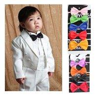 free shipping wholesale 100pcs/1Lot Children's tie Exquisite bow tie