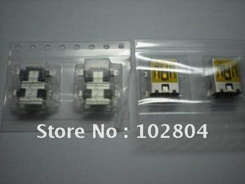 Mini USB Jack Female Connector 10 Pin for Philips Product 20 pcs per Lot