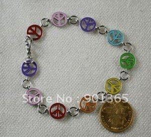 Anti War Bracelet 10pcs/lot