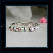 Хиты 2011 продавать дешевые стретч-джерси один ряд горный хрусталь кольцо