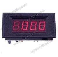 Digital Red LED Voltage 3 1/2 Panel Meter AC 500V