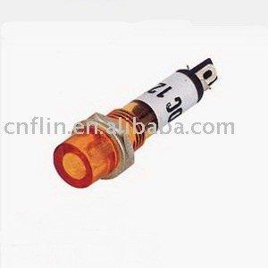 1000pc/lot XD7-1 Indicator light/signal light/pilot light 220VAC