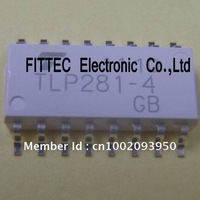 electronics   components  TLP281-4