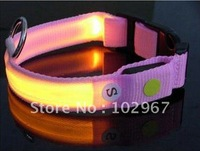 50pcs led pet collar