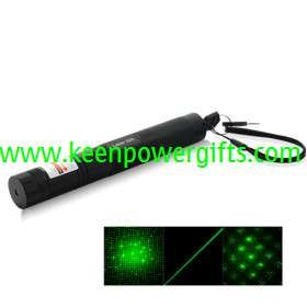 Ultra Power 200mW Green Laser Pointer with Lock Switch