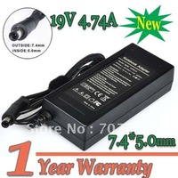 19V 4.74A 90W 7.4*5.0 Replacment Laptop AC Power Adapter Charger for hp Compaq 463955-001, 463956-001, 463957-001, ED495AA