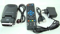 Mini multi media player+ Digital Terrestrial Receiver +PVR+90ROTABLE SCART HEAD