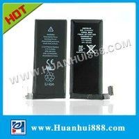 New Original 1420mAh Li-polymer Battery for iph 4g inside battery